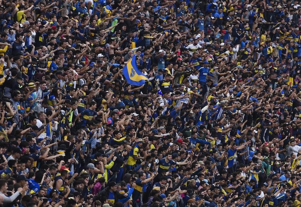 Entró demasiada gente. / Getty Images