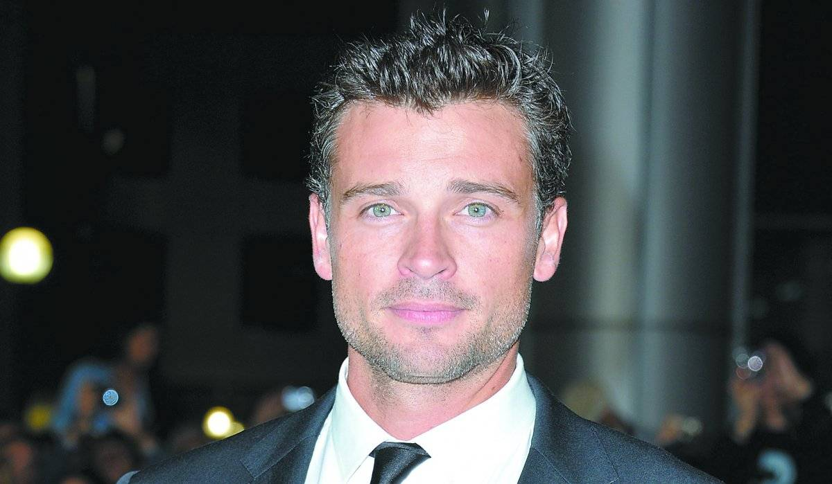 Tom Welling Getty Images