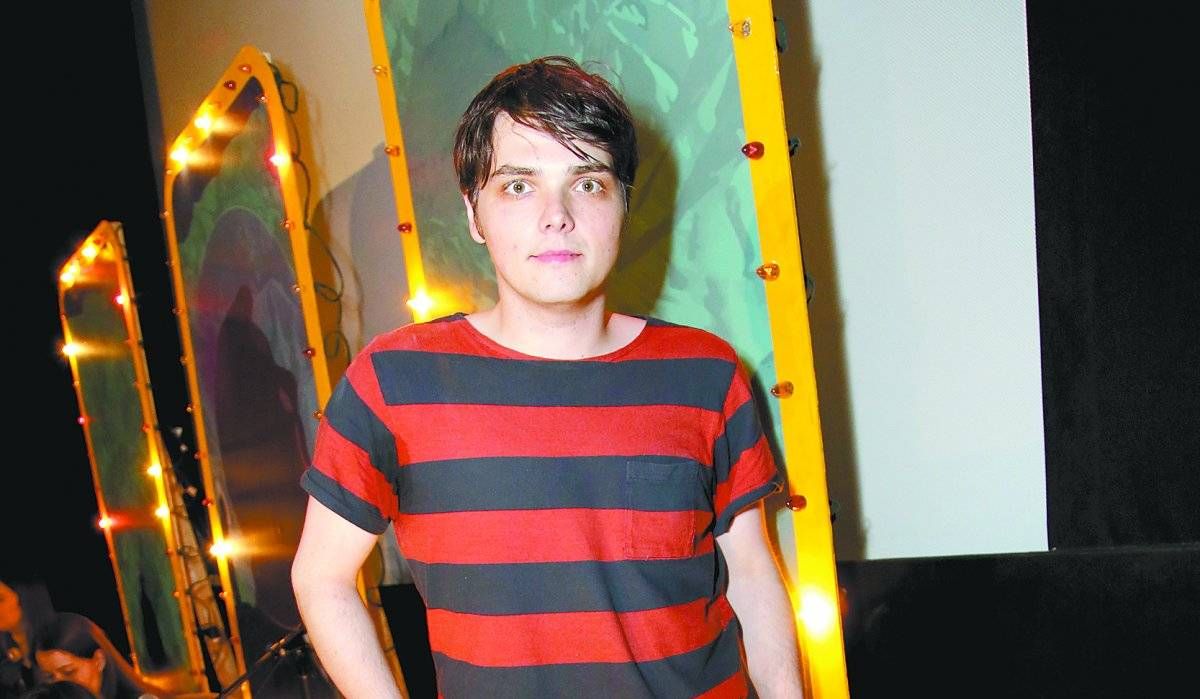 Gerard Way Getty Images