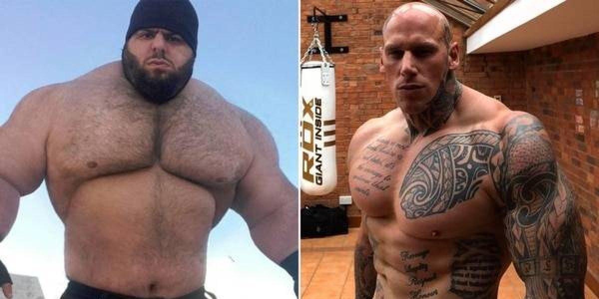 El dios de la guerra y el Hulk iraní podrían enfrentarse en una pelea de MMA
