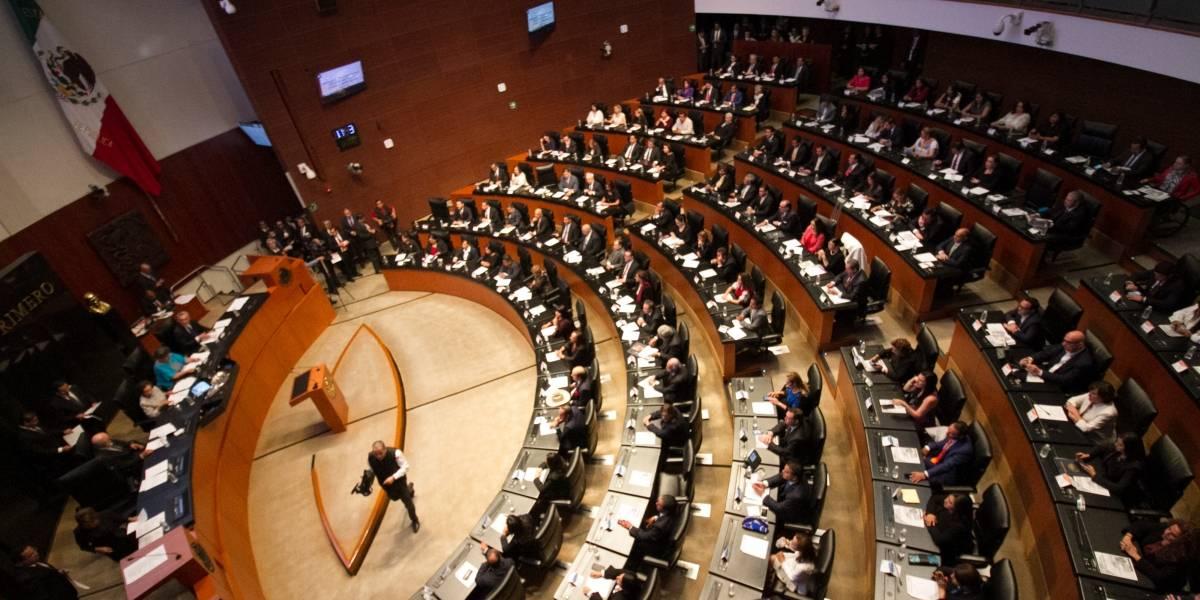 Senado avala en lo general Ley Orgánica de Administración Pública Federal