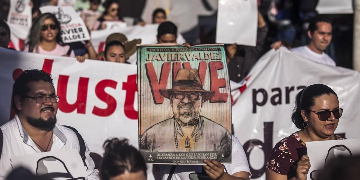 """Piden 50 años de cárcel para """"El Koala"""" por homicidio de Javier Valdez"""