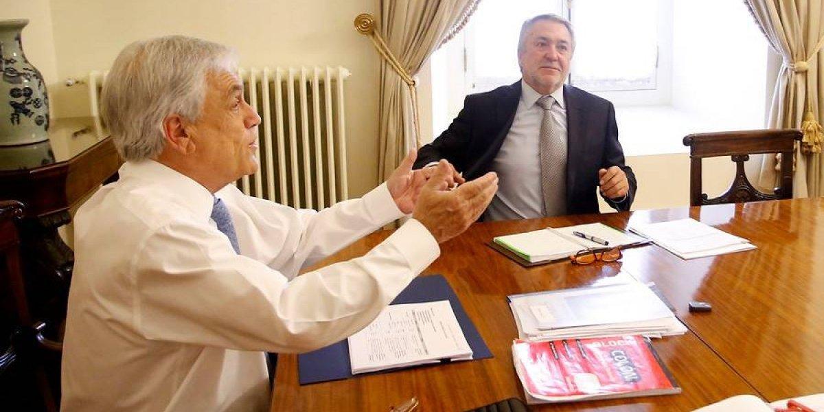 """Piñera usó el término """"terrorismo"""" para referirse a la crisis en La Araucanía"""