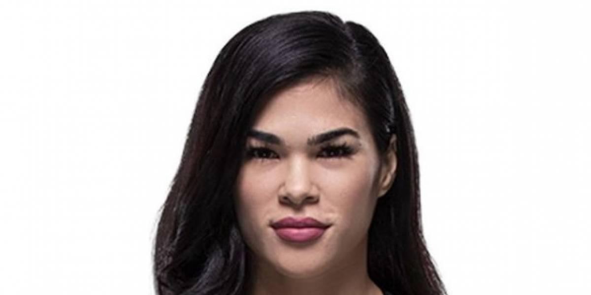 Luchadora de UFC, hospitalizada tras golpiza de su esposo