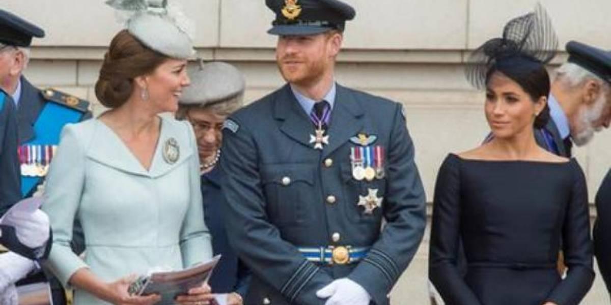 Sem batom vermelho! As regras de beleza que Kate Middleton e Meghan Markle devem seguir