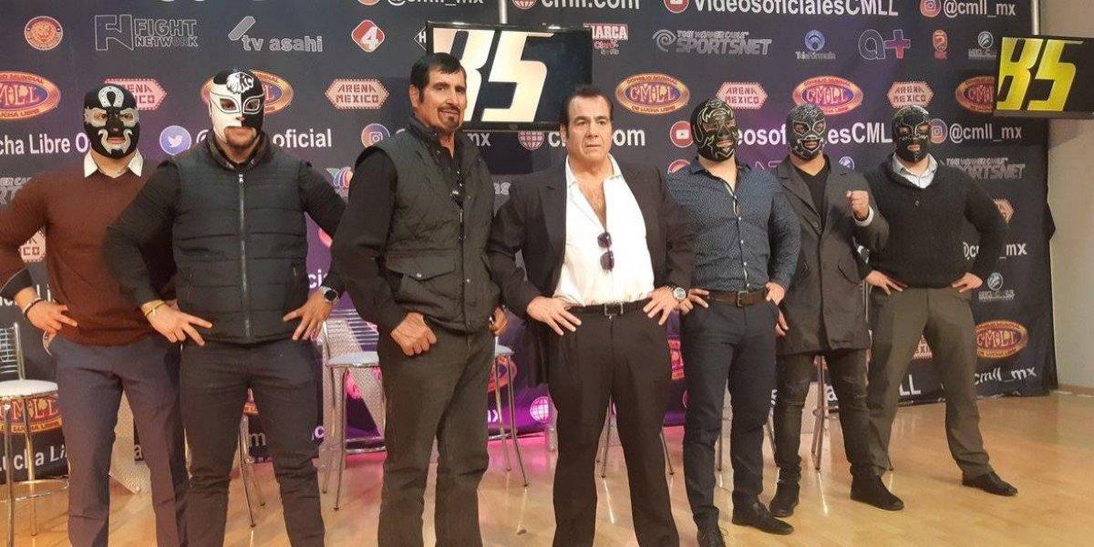 La Nueva Generación Dinamita protagoniza el nuevo cómic que lanzó el CMLL