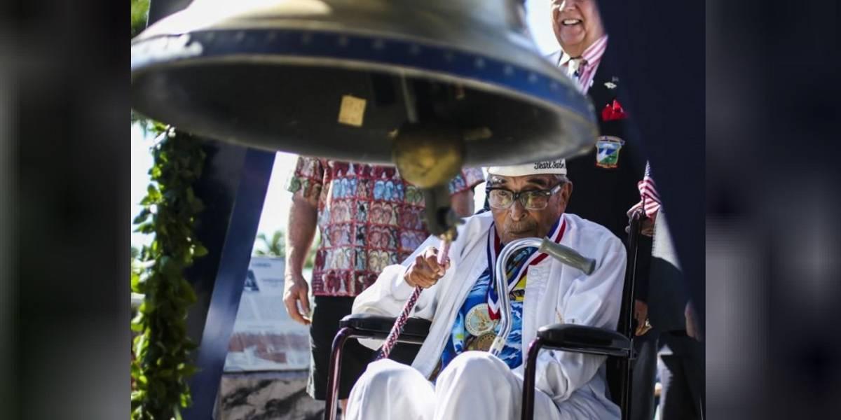 Sobrevivente mais velho do ataque a Pearl Harbor morre na Califórnia, diz mídia
