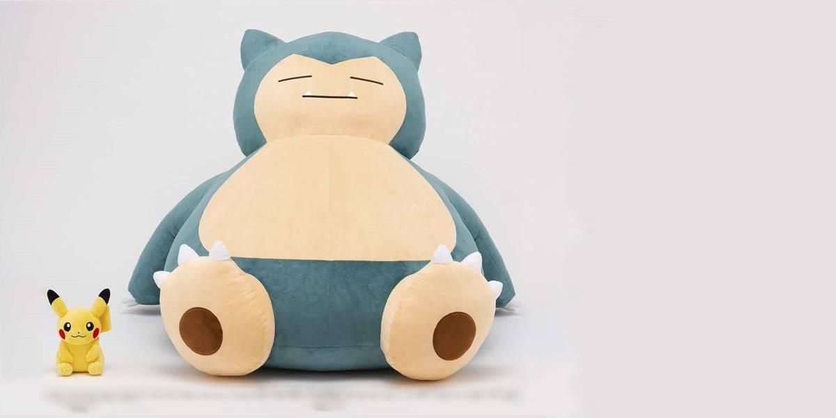 Borracho compra un Pokémon gigante y no puede llevarlo a casa