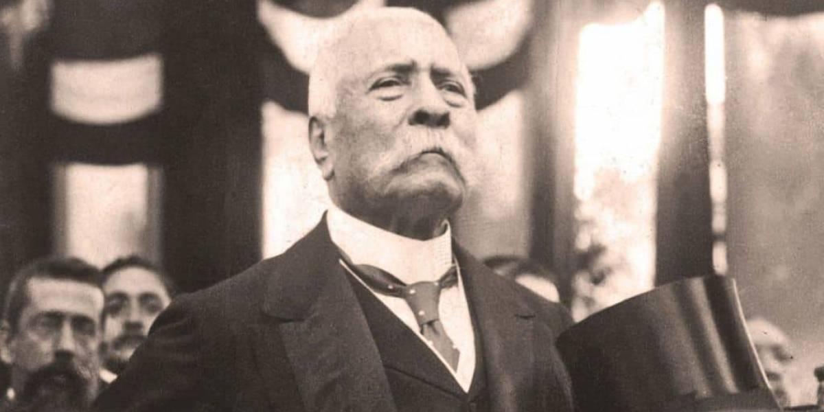 Así sonaba la voz de Porfirio Díaz hace 109 años