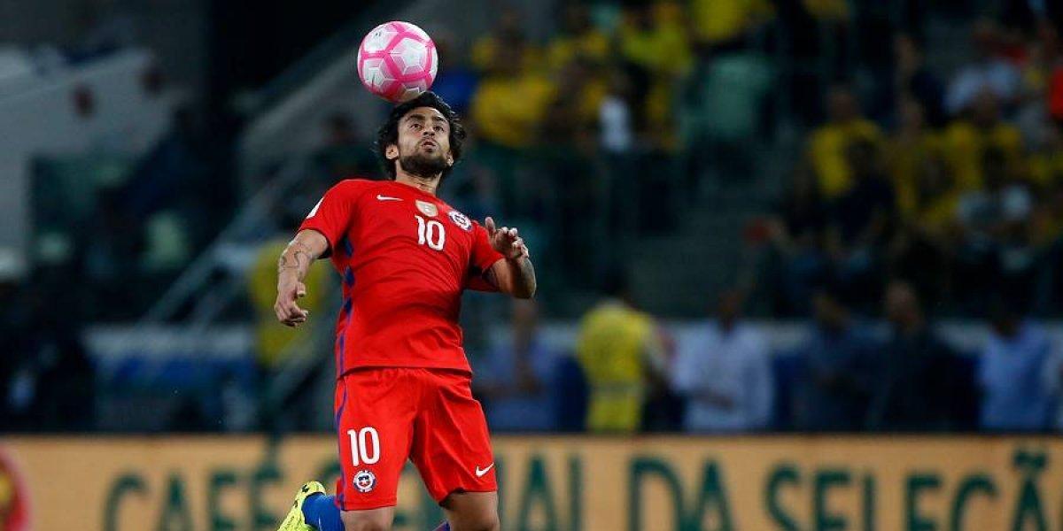 """Jorge Valdivia no oculta sus ganas de volver a la Roja: """"Siempre voy a esperar un llamado de la selección"""""""