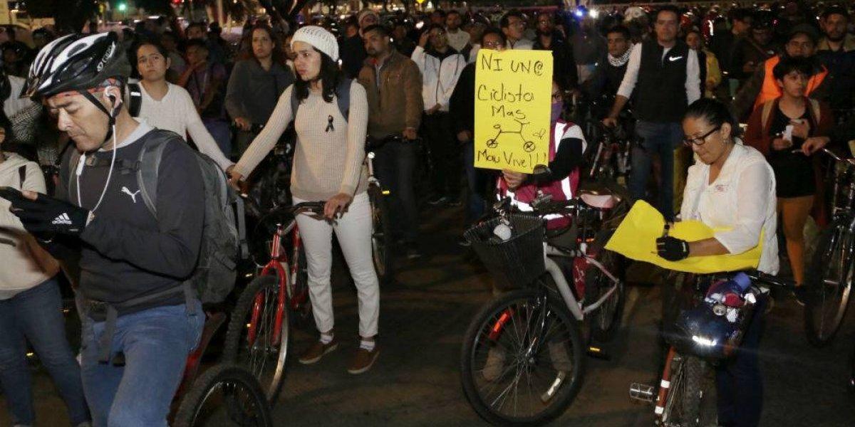 Organizan rodada ciclista en memoria de Emmanuel Vara Zenteno