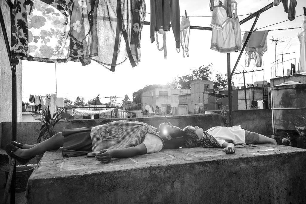 """Película """"Roma"""" de Alfonso Cuarón"""