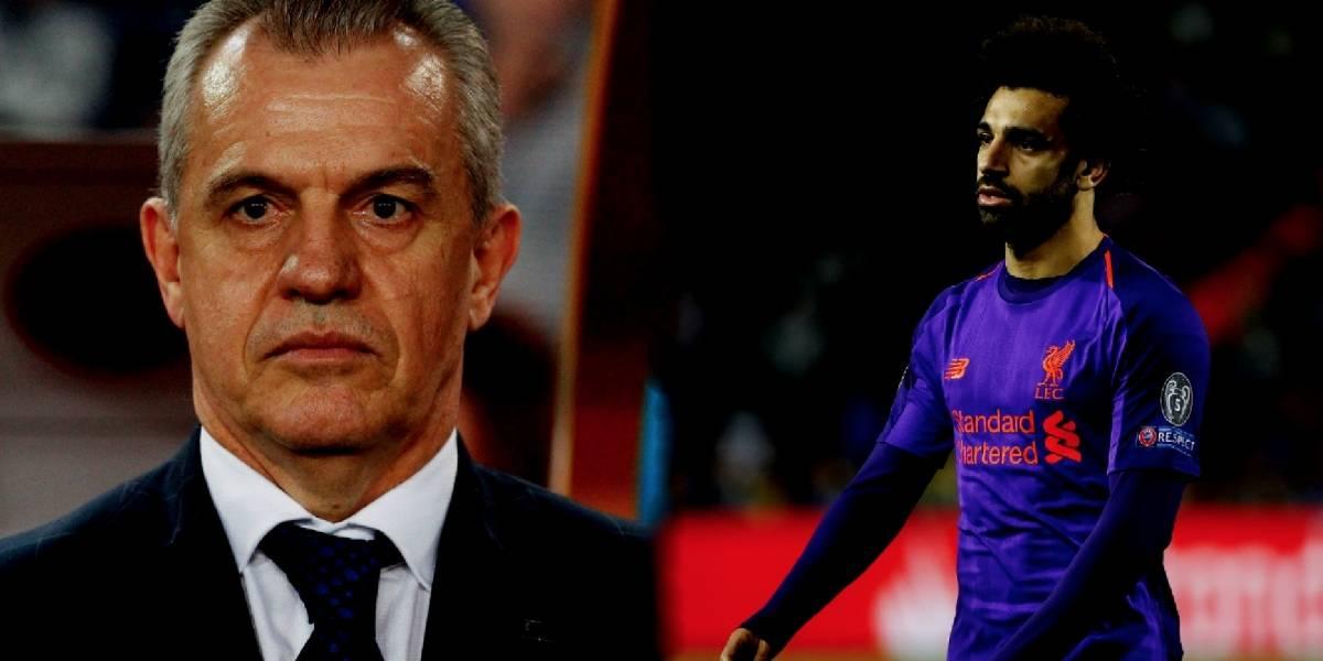 Klopp le respondió a Javier Aguirre por sus palabras a Salah