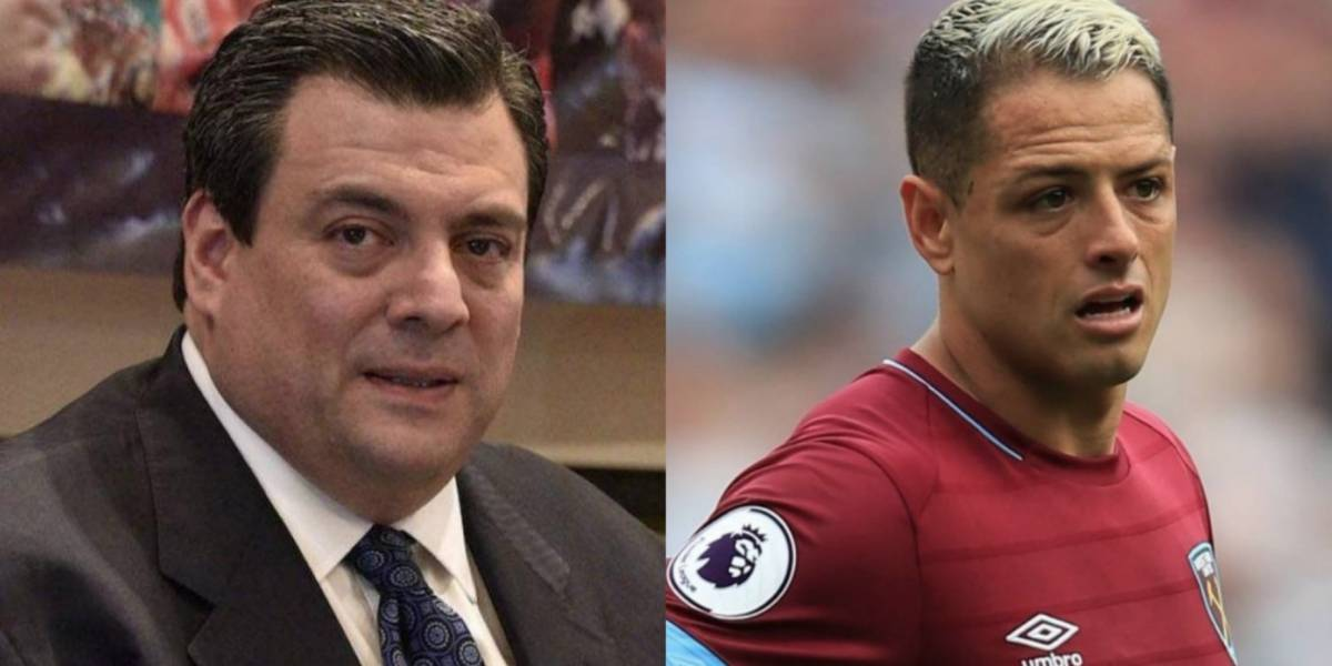 Sulaimán manda 'indirecta' a Chicharito Hernández