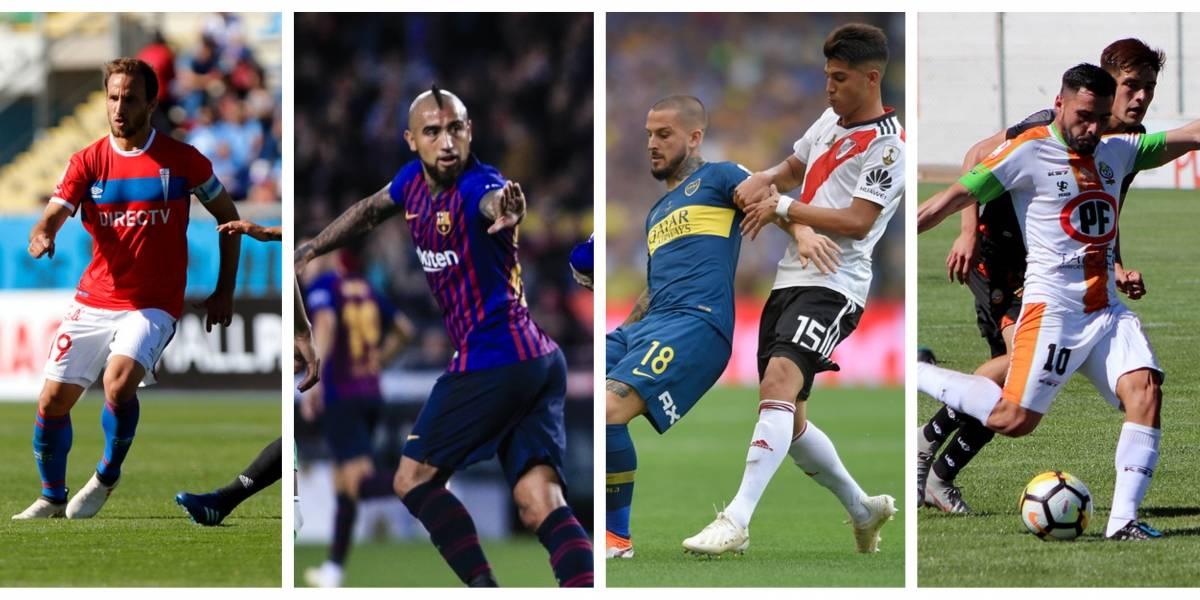 Final de Libertadores, ¿campeón en Chile? y clásico en España: El super fin de semana de fútbol mundial