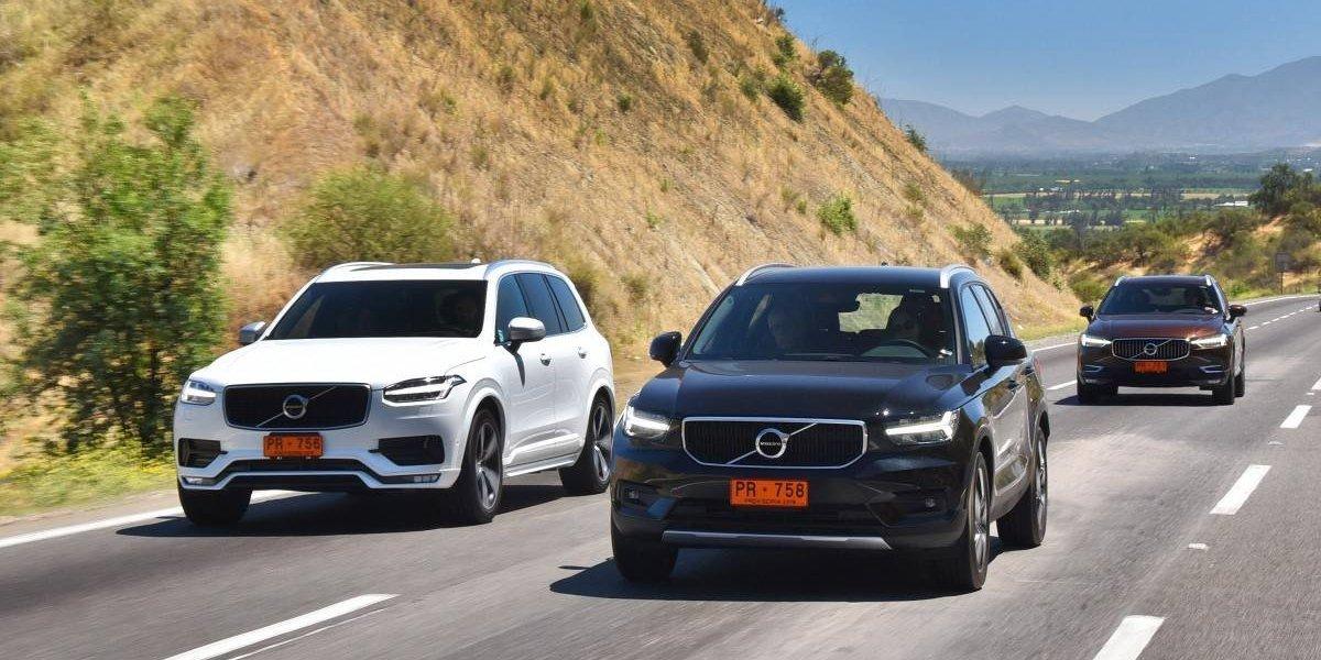 Volvo Cars celebra un 2018 exitoso en los SUV