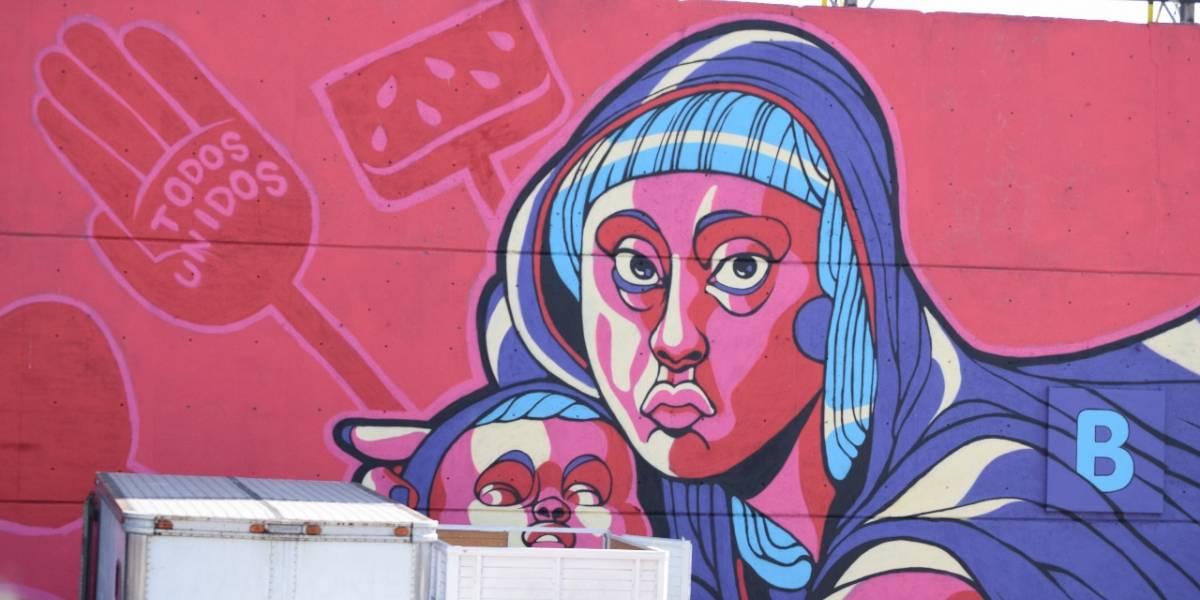 FOTOS: La Central de Abasto celebra 36 años llena de murales