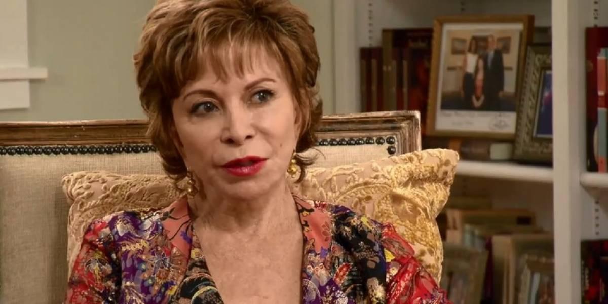 """Isabel Allende: """"Meu avô se horrorizava com o fato de alguém de seu sangue escrever sobre aborto, infidelidade, drogas"""""""