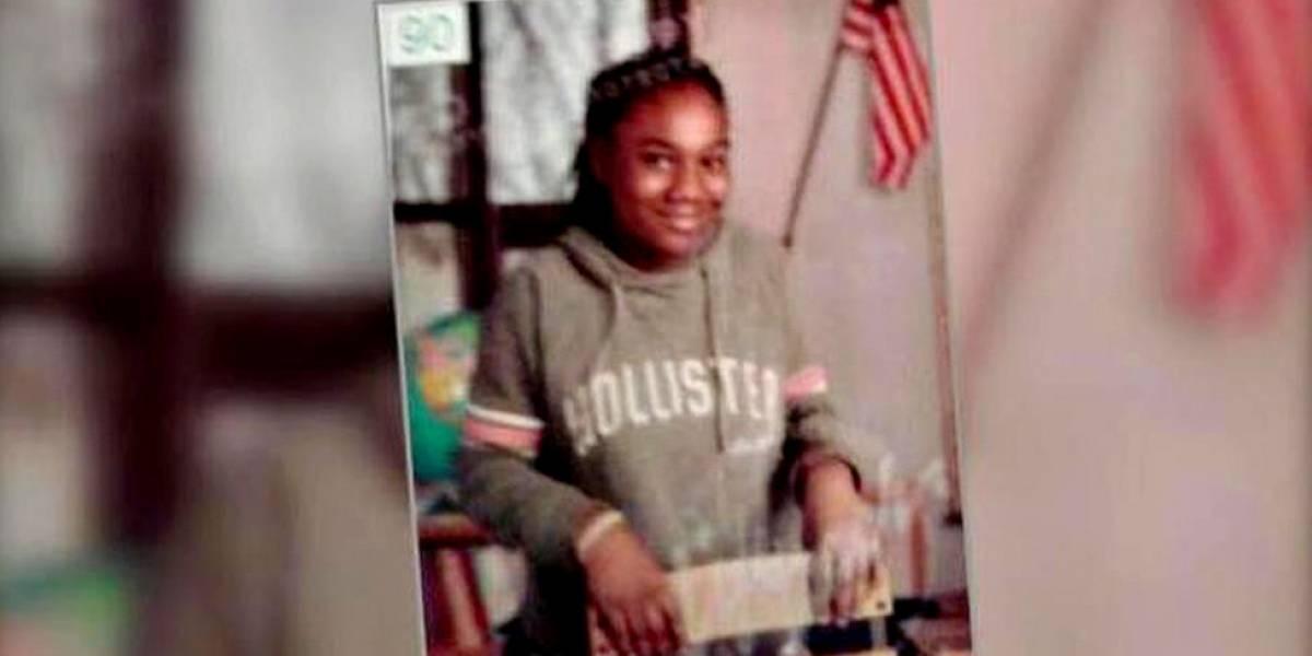 Sandra Parks, a menina de 13 anos morta por bala perdida após ser premiada por texto anti-armas
