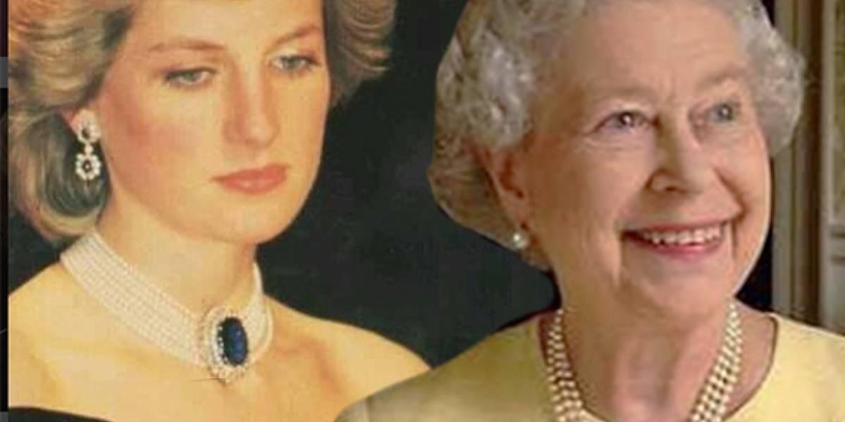 La complicada relación entre la princesa Diana y la Reina
