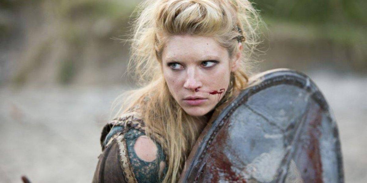 Vikings: Katheryn Winnick revela que quase morreu durante as gravações da série