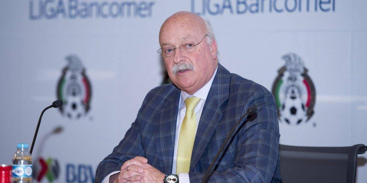 Presidente de la Conmebol desnuda a la FMF en caso de la Copa Libertadores