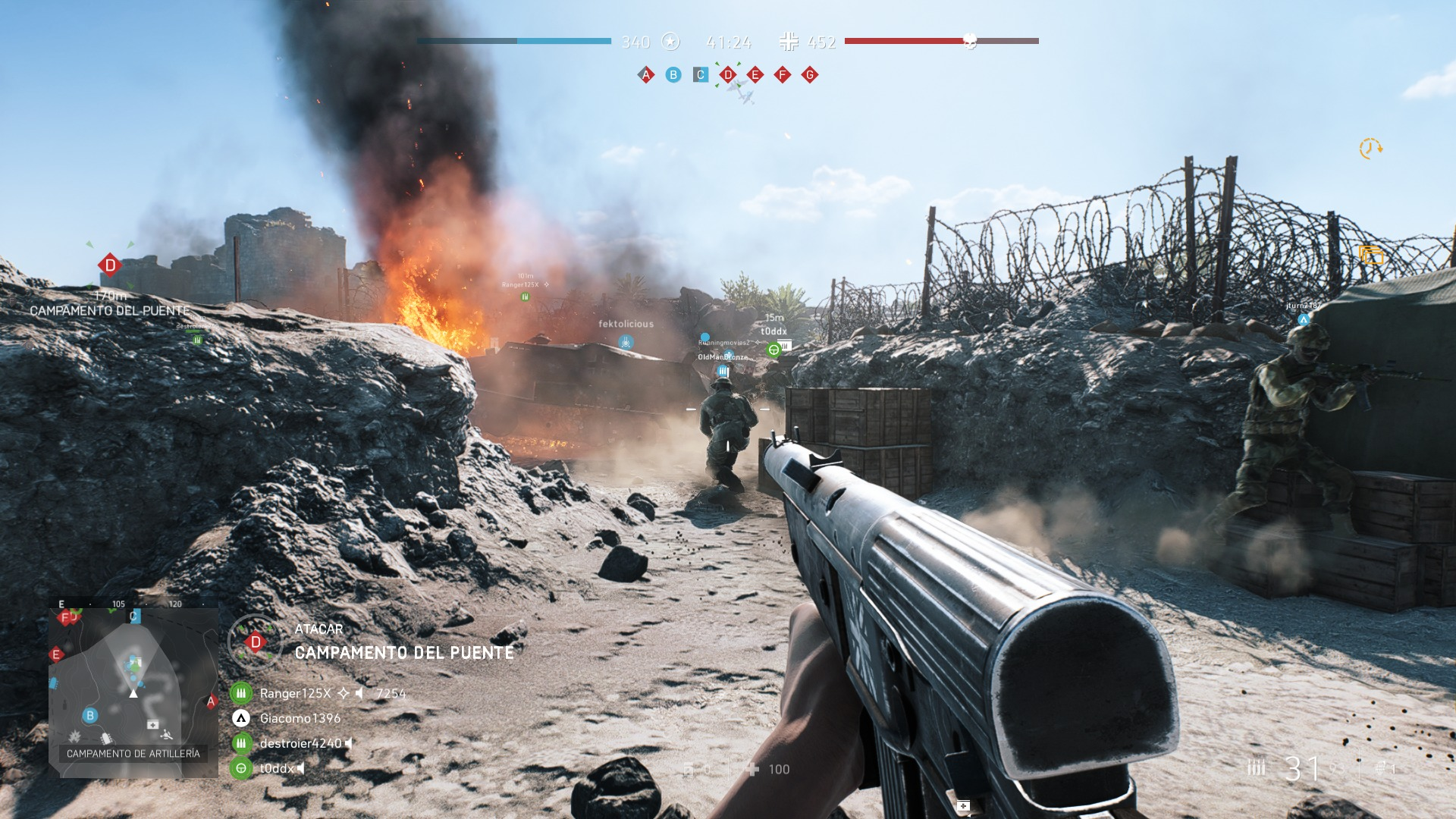Battlefield V: Return to the glory of the past [FW Labs]