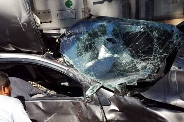Accidente en Teculután, Zacapa