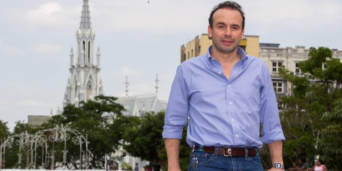 """""""Tenemos que aspirar a ser la principal ciudad de Colombia"""": Alejandro Eder, precandidato a la Alcaldía de Cali"""