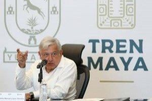 CNDH pide consultar a pueblos indigenas sobre el Tren Maya