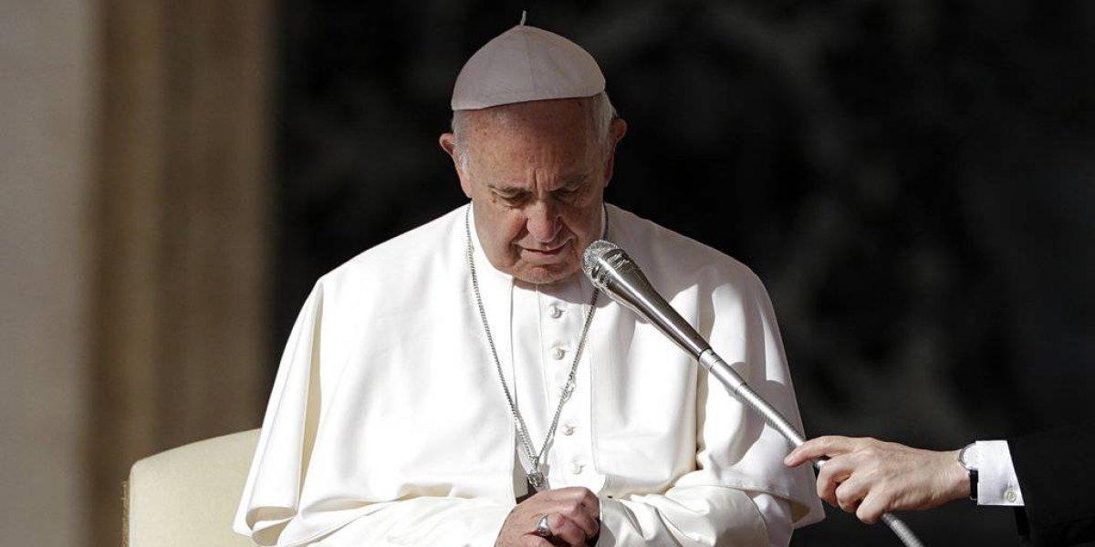 Papa Francisco crea comité organizador para cumbre sobre abuso sexual