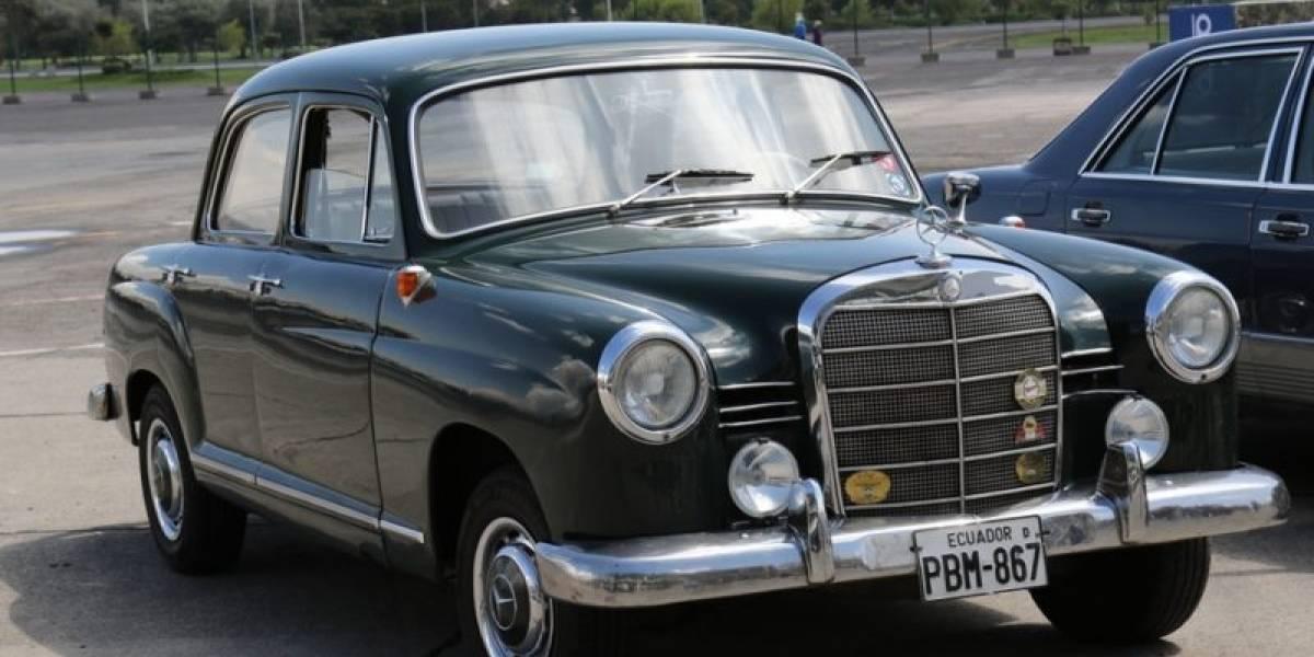 Fiestas de Quito: Más de 100 autos clásicos desfilarán por la capital