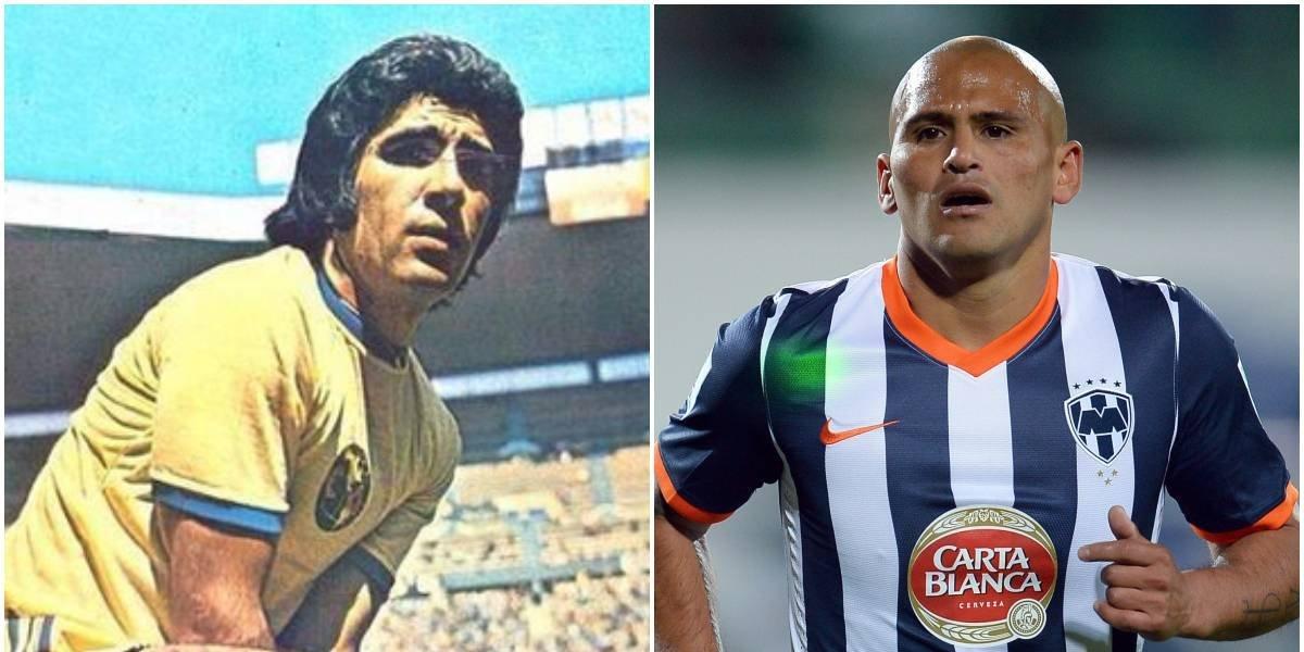 Humberto Suazo y Carlos Reinoso destacan entre los diez los mejores extranjeros en la historia del fútbol mexicano