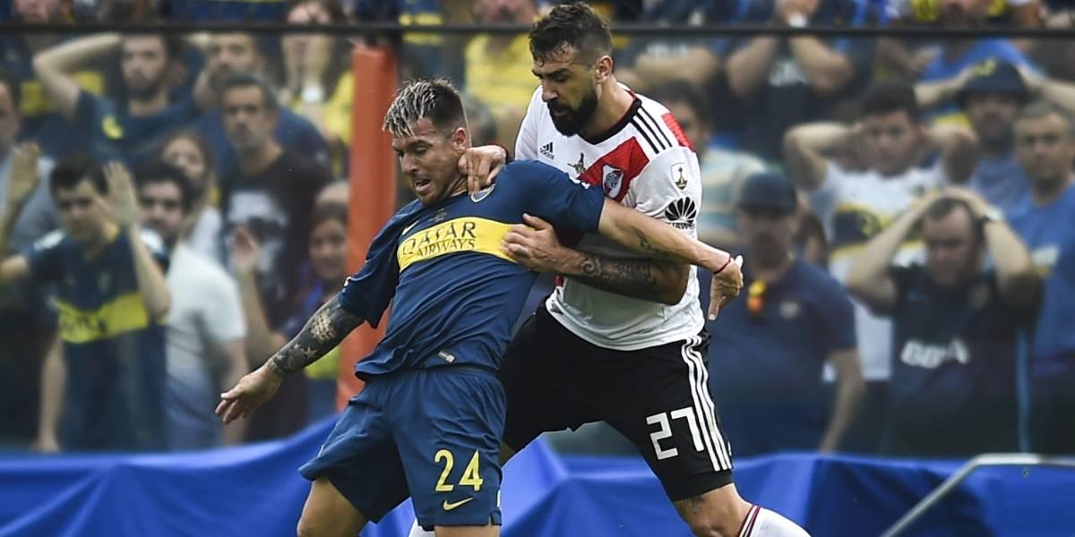 River Plate y Boca Juniors, por el título en la final del siglo