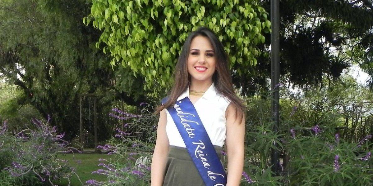 La Reina de Quito es Daniela Almeida Puyol