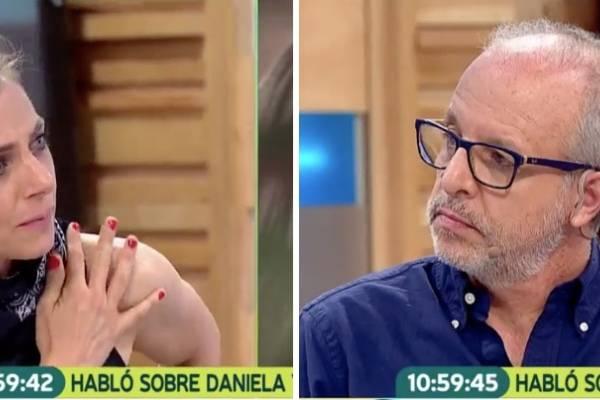Alberto Plaza y Mariana Derderian