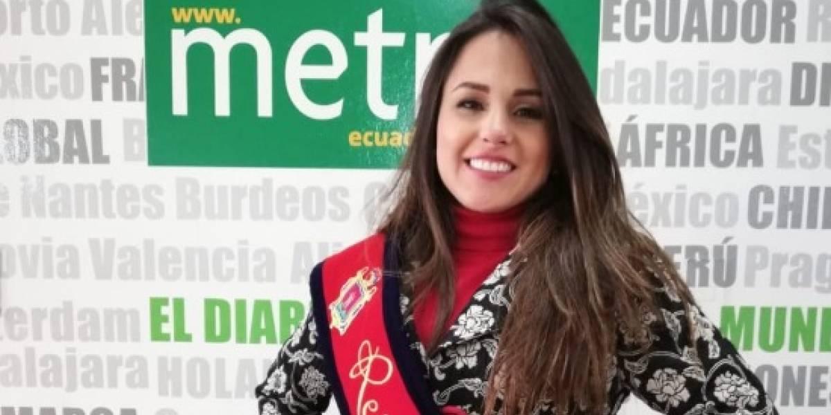 Esto es lo que dice el tarot sobre Daniela Almeida, Reina de Quito 2018-2019