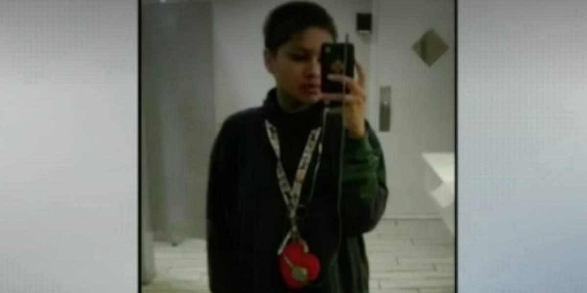 Menor estadounidense está desaparecida en Bogotá
