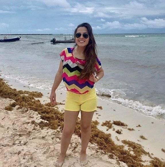 Daniela Almeida, Reina de Quito 2018-2019