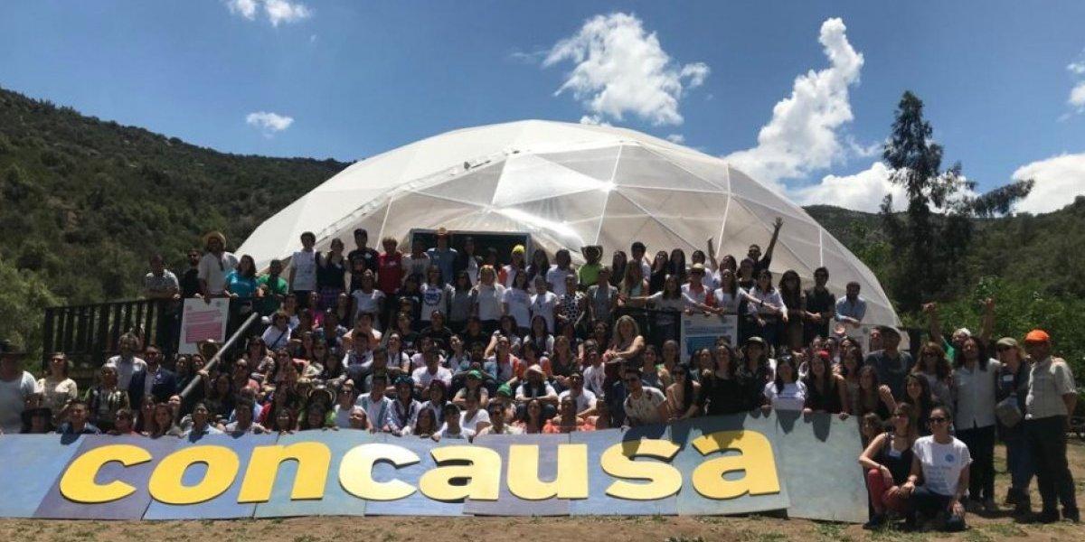 Unicef y América Solidaria patrocinan el proyecto: Chile cobija a jóvenes que quieren cambiar el Planeta