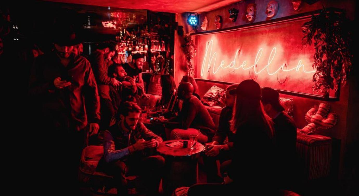 Bar Medellín París