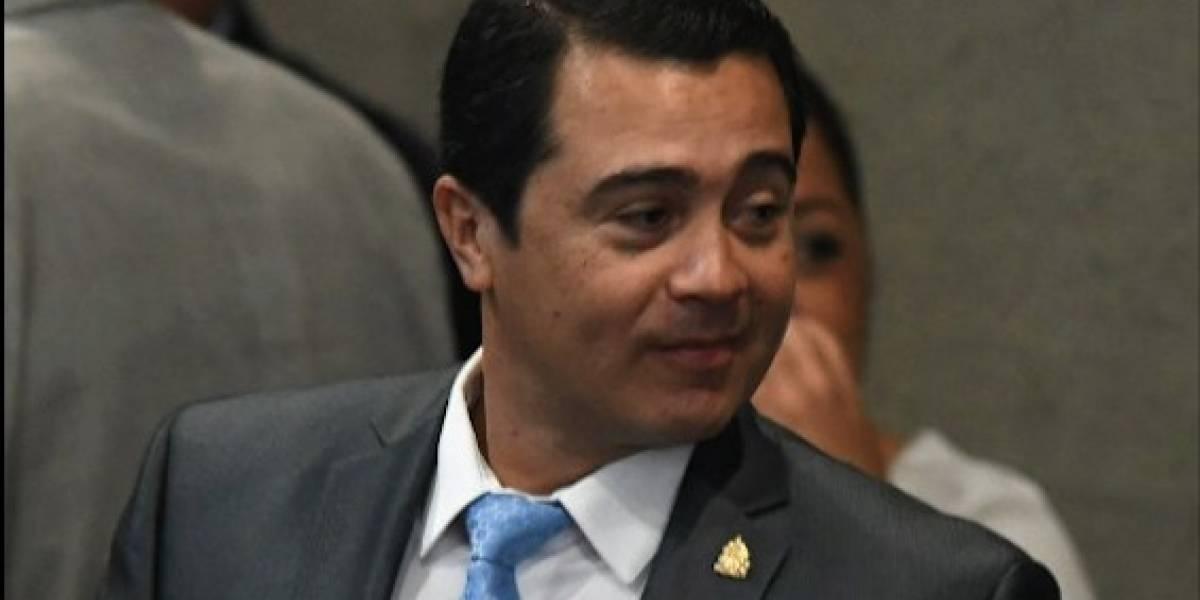 Capturan al hermano del presidente de Honduras