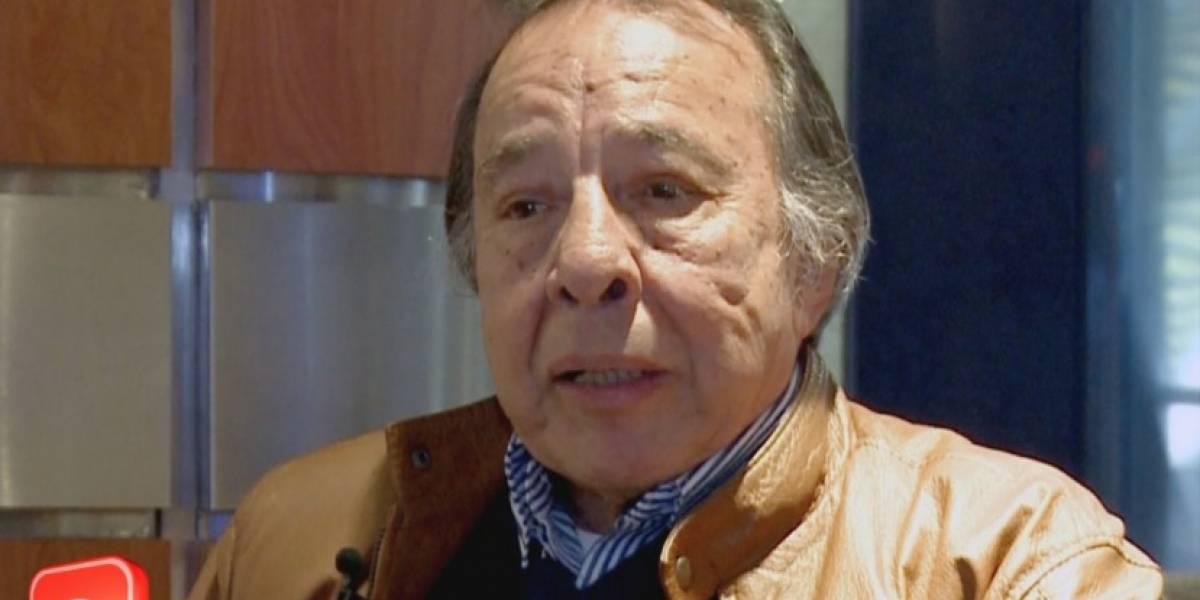 ¡Luto en la televisión! Murió el actor Humberto Arango
