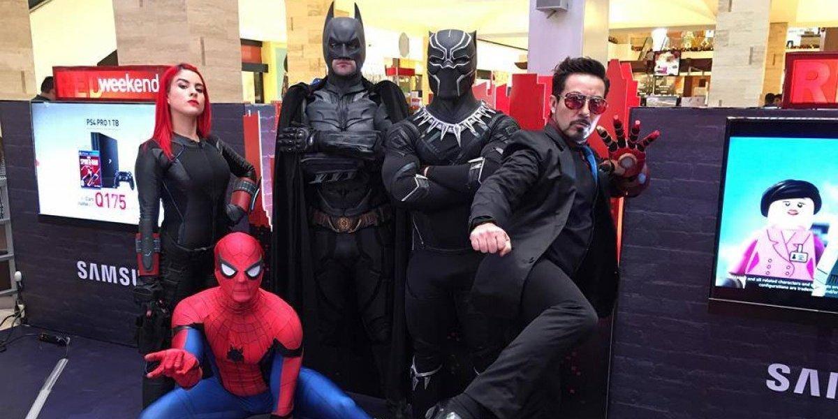 Ofertas en laptops, televisiones y una sorpresa con superhéroes que te encantarán