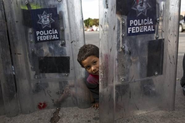 Crisis humanitaria por migrantes