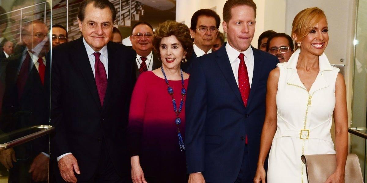 Líderes políticos expresan deseos de recuperación para Rafael Hernández Colón