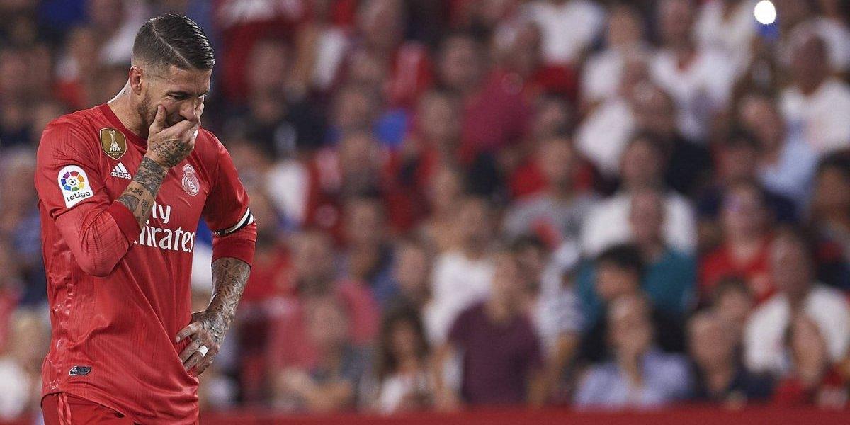 Escándalos de Sergio Ramos dentro del futbol