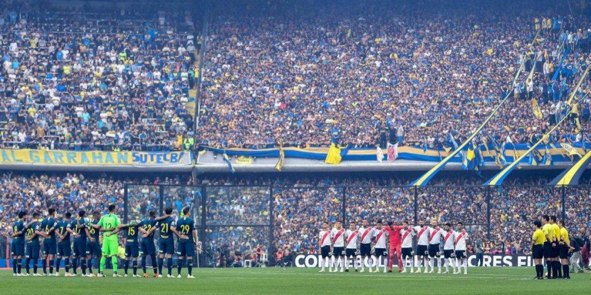 """River-Boca: """"La final del mundo"""" y de la Copa Libertadores que nadie se puede perder"""