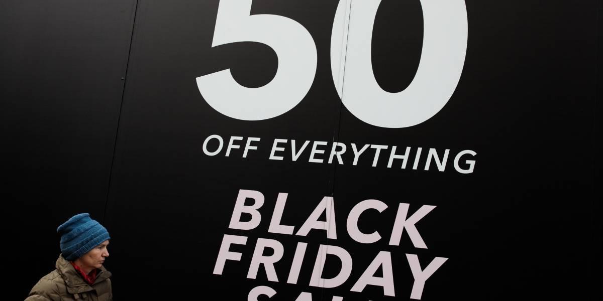 Não sabe o que comprar na Black Friday? Lembramos o que poderia lhe interessar