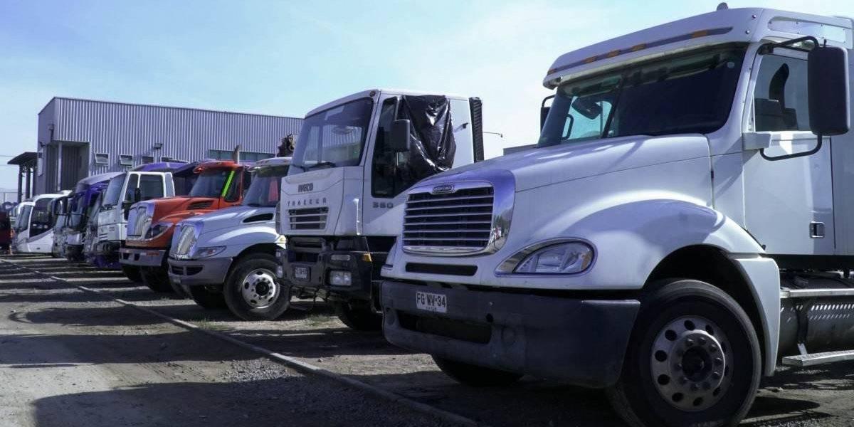Una nueva feria de camiones usado realiza Maco